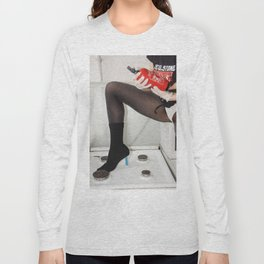 My Kitchen is for Dancing Long Sleeve T-shirt