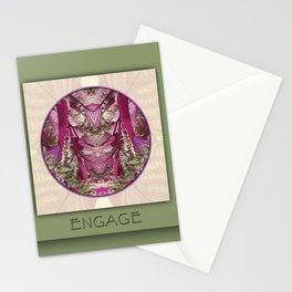 Engage Manifestation Mandala No. 7 Stationery Cards