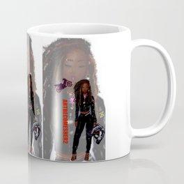 Lady Rider - JA Zoom Version Coffee Mug