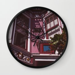 San Francisco VIII Wall Clock
