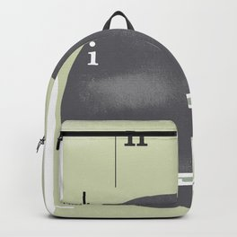 For the Millionth Time... Backpack