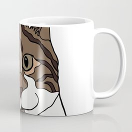 Timmy the smiling cat Coffee Mug