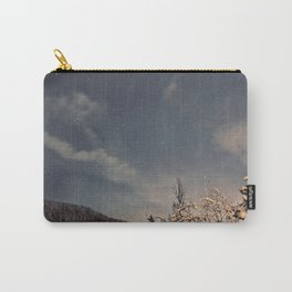Starry Winter Nights Carry-All Pouch