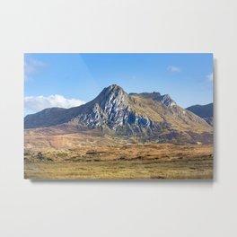 Highland Moorland Metal Print