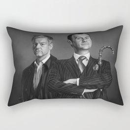 The British Government Rectangular Pillow