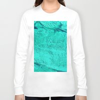 meat Long Sleeve T-shirts featuring Meat by Norms