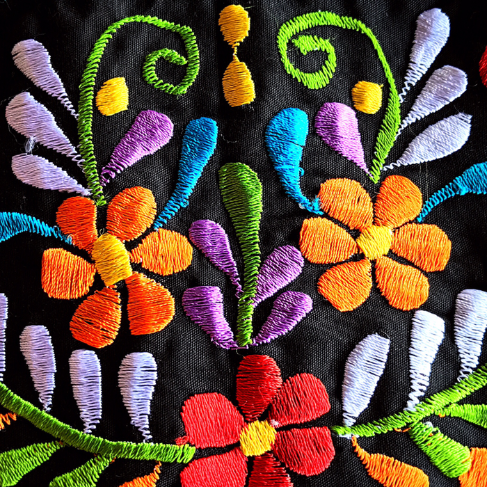 Mexican Flowers Comforters