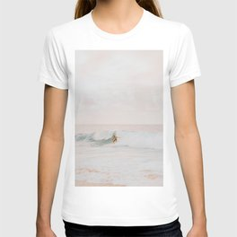 lets surf l T-shirt