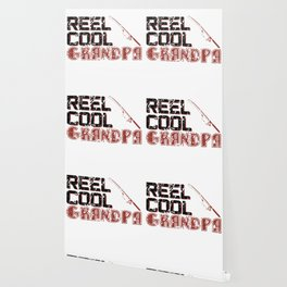 Reel Cool Grandpa - Fishing Wallpaper