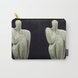 The Philosopher by Shimon Drory Carry-All Pouch