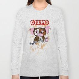 GIZMO - GREMLINS ILLUSTRATION  Long Sleeve T-shirt