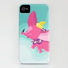 The Flying Elephant Slim Case iPhone (4, 4s)