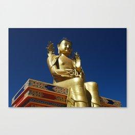 Ladakh Buddha Canvas Print