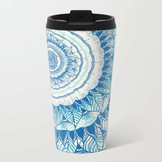 Awakening  Metal Travel Mug