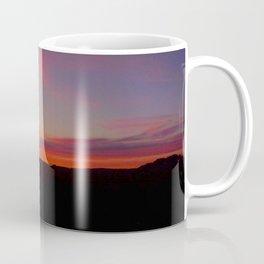 sunset hwy 13 Coffee Mug