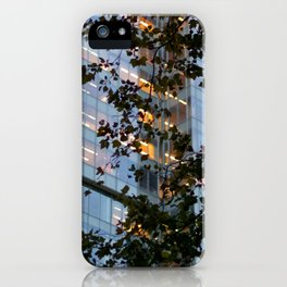 Urban Leaves iPhone Case
