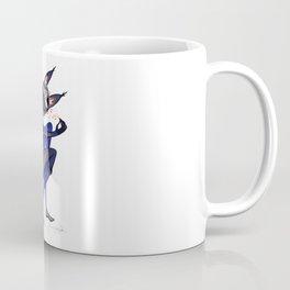 The Enlightened Yogi Coffee Mug