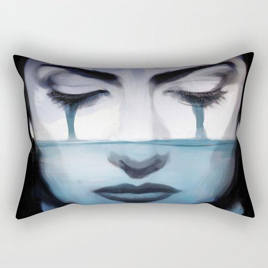 Kate Winslet Rectangular Pillow