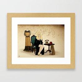 Sabah Framed Art Print