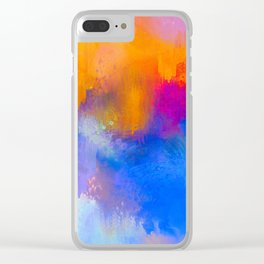Expressions 23 Clear iPhone Case