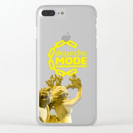 Concept Album Cover Tribute For DM. Clear iPhone Case