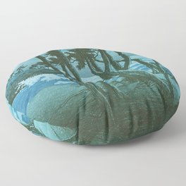 Travel Souvenir Third Collection, Izumo, Hinomisaki - Digital Remastered Edition Floor Pillow