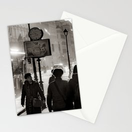 Urban Scene Street View, Rome, Italy Stationery Cards