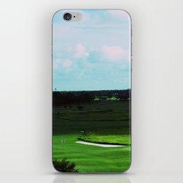 Golf Game Goals iPhone Skin