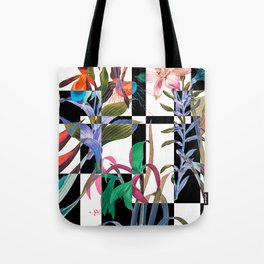 GEOMETRIC ABSTRACT PATTERN Tote Bag