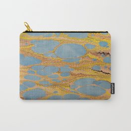 Fantasy Water Marbling Carry-All Pouch