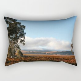 Barossa Valley Sunrise Landscape Rectangular Pillow