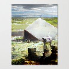 Utopian Vessel.  Canvas Print