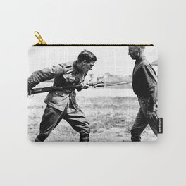 Bayonet Fighting Instruction Carry-All Pouch