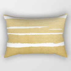 Gold Vibes Only #society6 #decor #buyart Rectangular Pillow