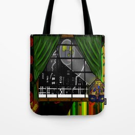 Mgyver Insignia Symbol Signal 2 (with glow) Tote Bag