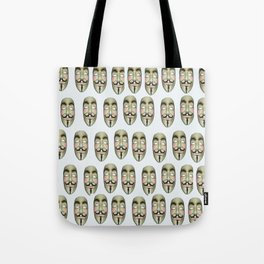 wir sind viele   (A7 B0017) Tote Bag