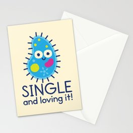 It's All About Paramecium Stationery Cards