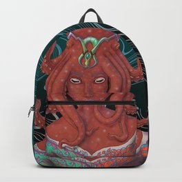 Hundread the Cephalopodian Backpack