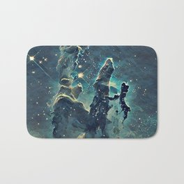 ALTERED Pillars of Creation Bath Mat
