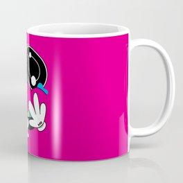 MENSA (Original Characters Art By AKIRA) Coffee Mug