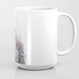 Snow in early fall(1)  Coffee Mug