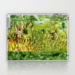 Watching and Waiting Tamely Laptop & iPad Skin
