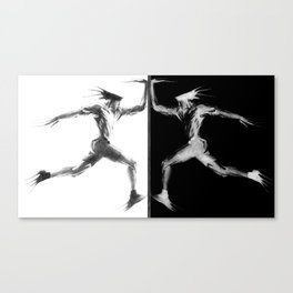 The Opposite Force Canvas Print
