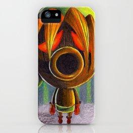 Deku Scrub Link iPhone Case
