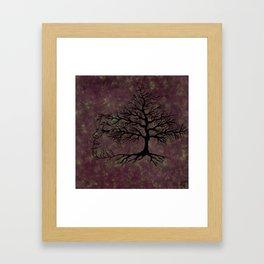 Offshoot Framed Art Print