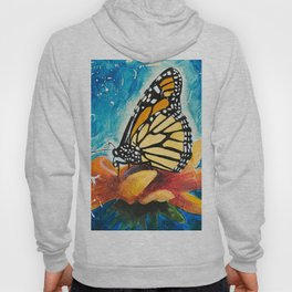 Butterfly - Discreet clarity - by LiliFlore Hoody