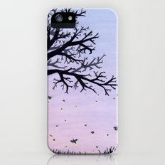 Fireflies and a Tree iPhone SE Slim Case