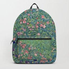 Gustav Klimt Italian GardenLand 1913 Backpack
