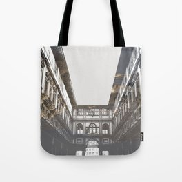 Lost in Florence Tote Bag