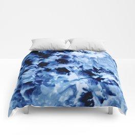 Ice Dye #1 Comforters